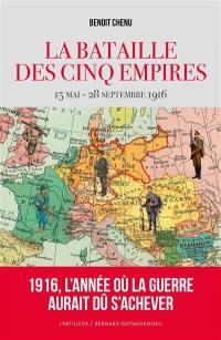La bataille des cinq empires