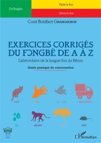 Exercices corrigés du fongbè de A à Z
