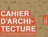 Cahier d'architecture