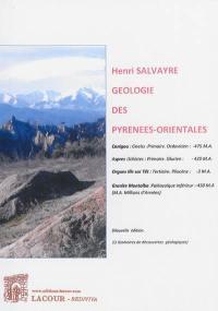 Géologie des Pyrénées-Orientales