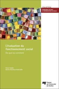 L'évaluation du fonctionnement social