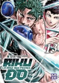 Riku-do. Volume 13,