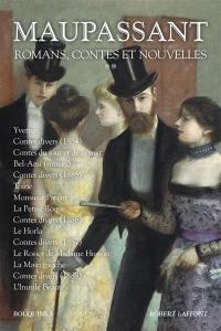 Romans, contes et nouvelles. Volume 2,