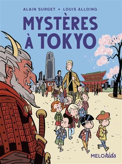 Mystères à Tokyo