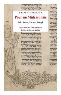 Pour un Midrash laïc