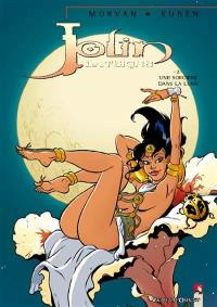 Jolin. Volume 2, Une sorcière dans la Lune