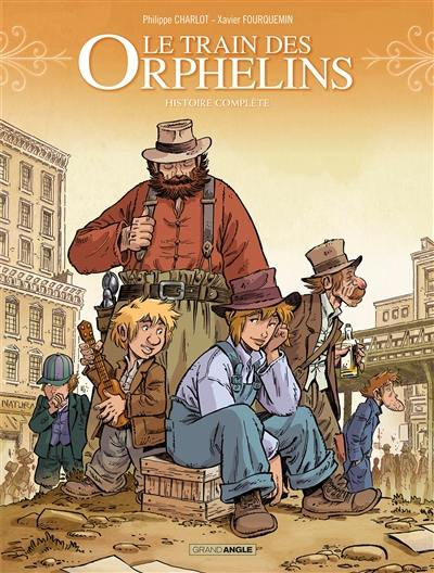 Le train des orphelins. Volume 2,