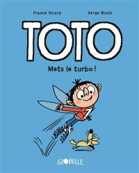 Toto. Volume 8, Mets le turbo !