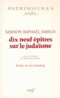 Dix-neuf épîtres sur le judaïsme