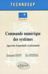 Commande numérique des systèmes