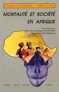 Mortalité et société en Afrique au sud du Sahara