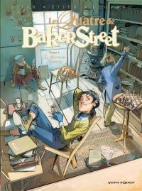 Les quatre de Baker Street. Volume 5, La succession Moriarty