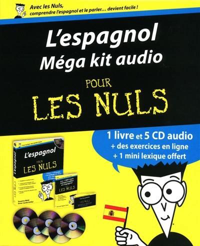 Méga kit audio espagnol pour les nuls
