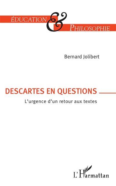 Descartes en questions