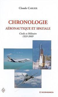 Chronologie aéronautique et spatiale