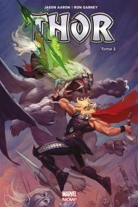 Thor, Le massacreur de dieux. Volume 3, Le maudit