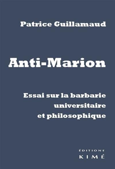 Anti-Marion