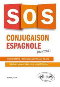SOS conjugaison espagnole