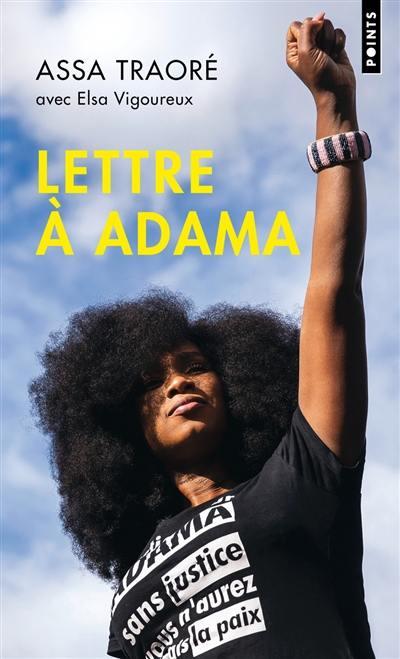 Lettre à Adama