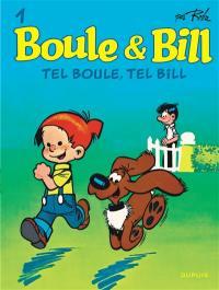 Boule & Bill. Volume 1, Tel Boule, tel Bill
