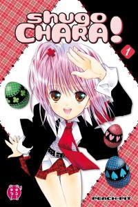 Shugo Chara !. Volume 1,