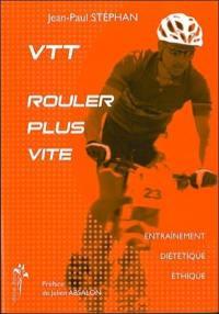 VTT, rouler plus vite