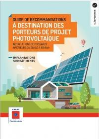 Guide de recommandations à destination des porteurs de projet photovoltaïque