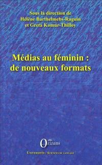 Médias au féminin