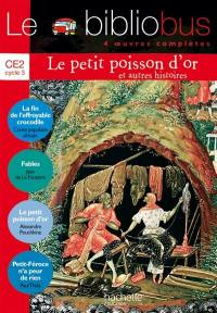 Le bibliobus CE2 cycle 3 : 4 oeuvres complètes