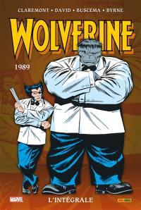 Wolverine. Volume 2, 1989
