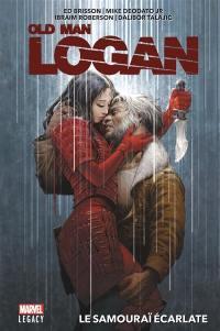 Old man Logan, Le Samouraï écarlate