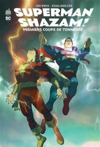 Superman-Shazam !