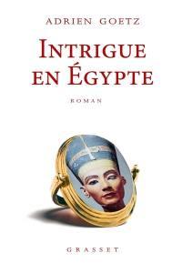 Les enquêtes de Pénélope, Intrigue en Egypte