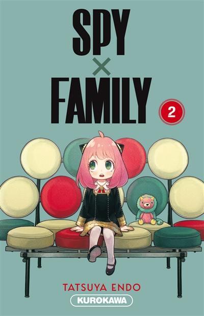 Spy x Family. Volume 2