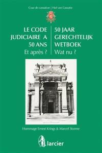 Le Code judiciaire a 50 ans