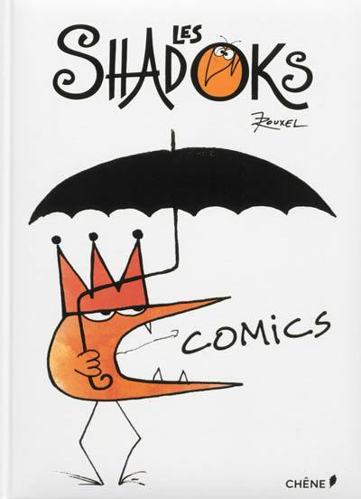 Les Shadoks : comics