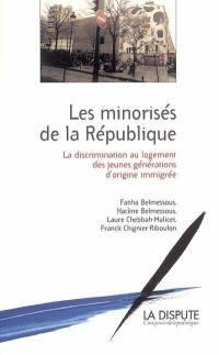 Les minorisés de la République