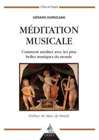 Méditation musicale
