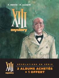XIII mystery, XIII mystery