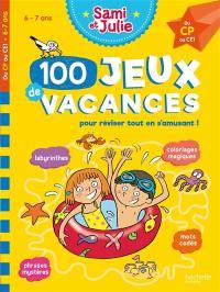 100 jeux de vacances pour réviser tout en s'amusant !