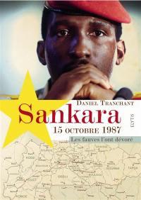 Sankara, 15 octobre 1987