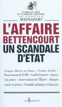L'affaire Bettencourt