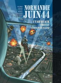 Normandie, juin 44. Volume 2, Utah Beach