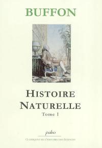 Histoire naturelle. Volume 1,