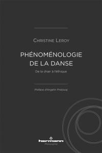 Phénoménologie de la danse