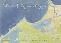 Atlas archéologique de l'Egypte = Archaeological atlas of Egypt