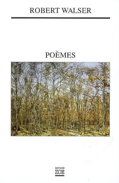 Poèmes = Gedichte