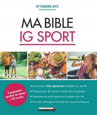Ma bible IG sport