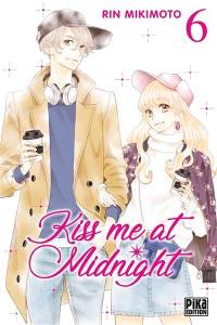 Kiss me at midnight. Volume 6,