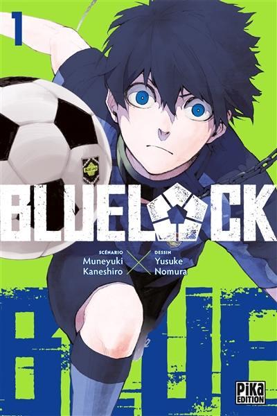 Blue lock. Volume 1,